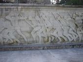 Ansamblul monumental de la Valea Mare - Mateias